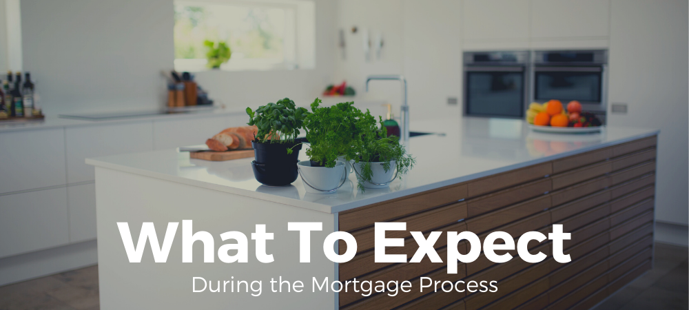 What to expect during the mortgage process