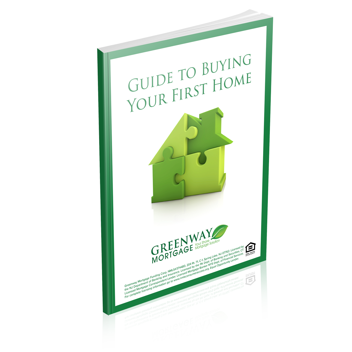 Greenway Mortgage's Guide to Buying your First Home