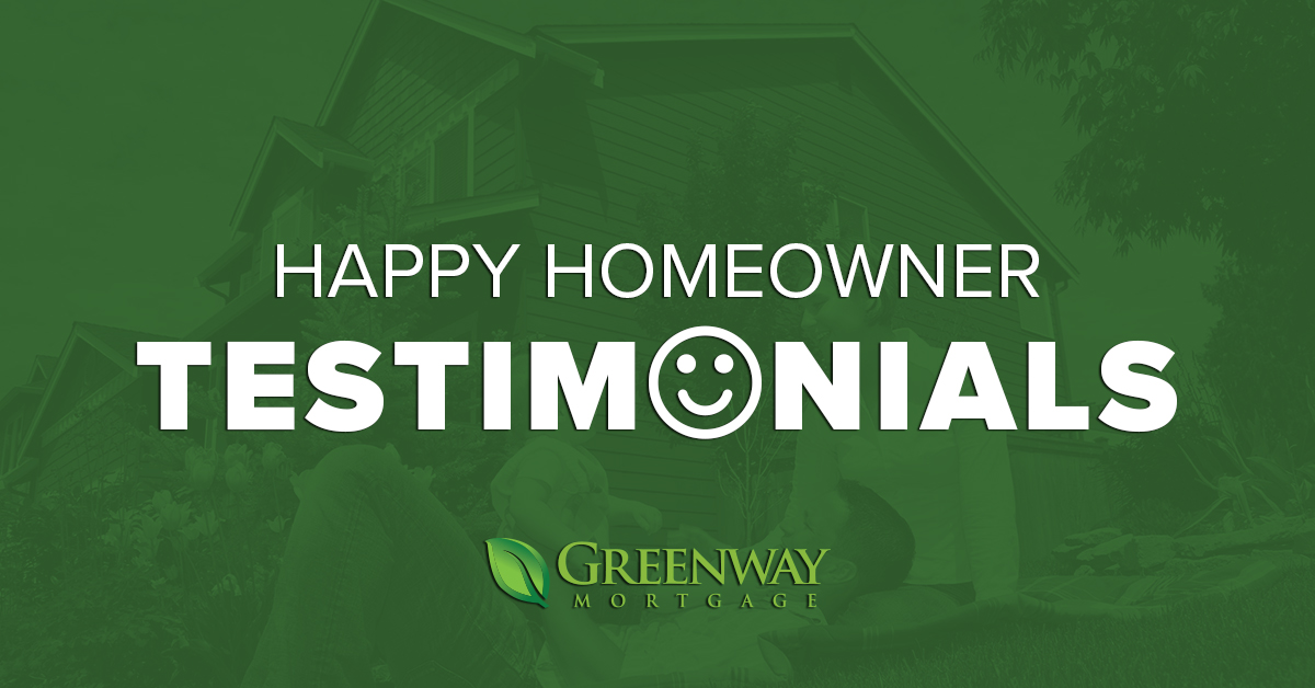 Happy Homeowner Testimonials